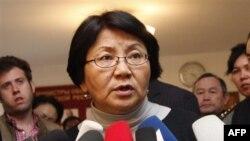 Yeni Kırgız Meclisi İlk Toplantısını Yaptı