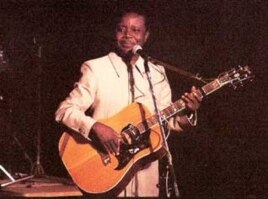 Mwenda performed in South Africa shortly before his death in 1990