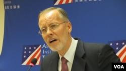 Giám đốc Viện Hoa Kỳ tại Đài Loan (AIT) Brent Christensen