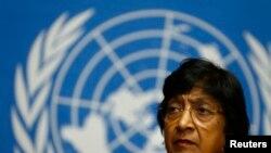 联合国人权事务高级专员皮莱
