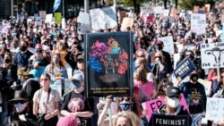 Marshimi i grave në Uashington (17 tetor 2020)