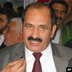فقیر احمد بیانگر رئیس زراعت هرات