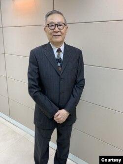 位于台北的淡江大学中国大陆研究所荣誉教授赵春山