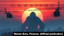 Poster phim 'Kong: Skull Island'