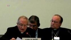 El Vaticano le responde a la ONU preguntas acerca de los abusos sexuales contra niños