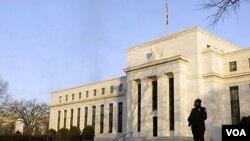 Bank Sentral AS (Federal Reserve) akan mempertahankan suku bunga rendah hingga tahun 2013.