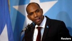 Umushikiranganji wa mbere wa Somaliya, Hassan Ali Khaire