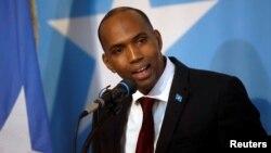 Firaministan Somaliya Hassan Ali Khaire