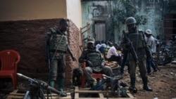 Basoda ya FARDC na Beni, Nord-Kivu, 2018.