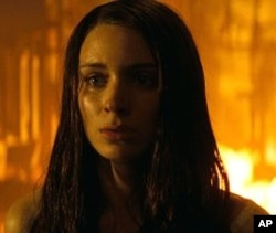 "Rooney Mara as Nancy in ""A Nightmare on Elm Street"""