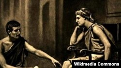 Aristotle nd Alexander