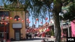 Kineska četvrt u Los Andjelesu