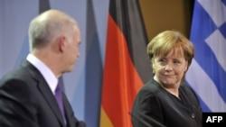 Yunanistan Başbakanı Papandreou Almanya'da