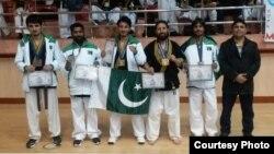 مقابلے میں حصہ لینے والے زیادہ تر کھلاڑیوں کا تعلق پاکستان کے صوبے بلوچستان سے ہے