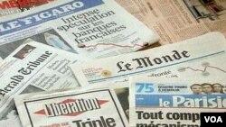 Ekonomija je na prvim stranicama evropskih listova
