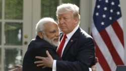 Trump နဲ႔ Modi ႏွစ္ႏိုင္ငံ ဆက္ဆံေရး တုိးတက္ခိုင္မာေရး ေဆြးေႏြး