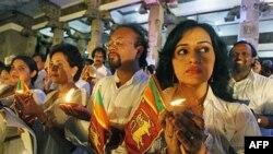 Các nghệ sĩ Sri Lanka mở cuộc phản đối ôn hòa bản phúc trình của Liên hiệp quốc cáo buộc chính phủ và phe Tamil đều có thể đã phạm tội ác chiến tranh trong thời gian nội chiến