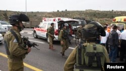 Violent Reaction to the Death of a Palestinian Minister