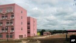 Um aspecto da cidade de Malanje
