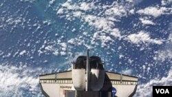 Pada bulan Juni mendatang, Atlantis akan menjadi pesawat ulang-alik terakhir yang diluncurkan NASA ke luar angkasa.