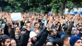 Demonstranti u Tunisu protestvuju zbog ubistva vodeće opozicione ličnosti