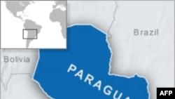 Paraguay công nhận quốc gia Palestine