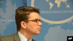 Andrew Mayoc, vice-presidente da Millenium Challenge Corporation
