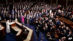 Rim Papasi Fransisk AQSh Kongressida, 24-sentabr, 2015-yil