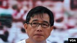 香港支聯會副主席麥海華