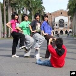 台湾大学学生