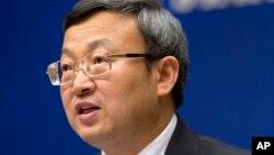 中國商務部副部長王受文 (資料照片)