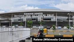 Bandara Mutiara SIS Al-Jufri Palu, Gorontalo. (Foto: Wikipedia)