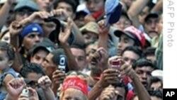 塞拉亚返回洪都拉斯当局延长戒严