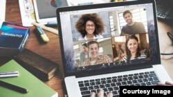 One of the most popular video calling services for people working remotely is Zoom Cloud Meeting, which has many good features for both education and business. (Photo: Zoom)