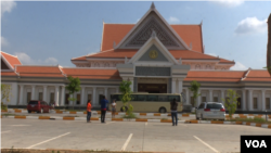Angkor Panorama Museum in Siem Reap displays 3D drawings depicting Angkorian era by North Korean artists. (Pin Sisovann/VOA Khmer)
