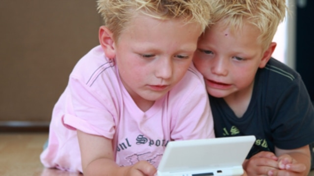 How Much Screen Time Is Too Much for Children?