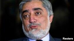 အာဖဂန္သမၼတေရြးေကာက္ပဲြမွာ မဲအသာစီးရေနတဲ့ ႏိုင္ငံျခားေရးဝန္ႀကီးေဟာင္း Abdullah Abdullah