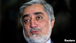 عبدالله عبدالله، کاندیدای پیشگام