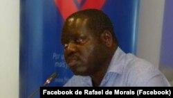 Rafael de Morais, diretor da Friends of Angola, Luanda