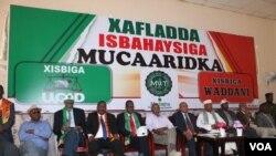 Isbaheysiga Mucaaradka Somaliland