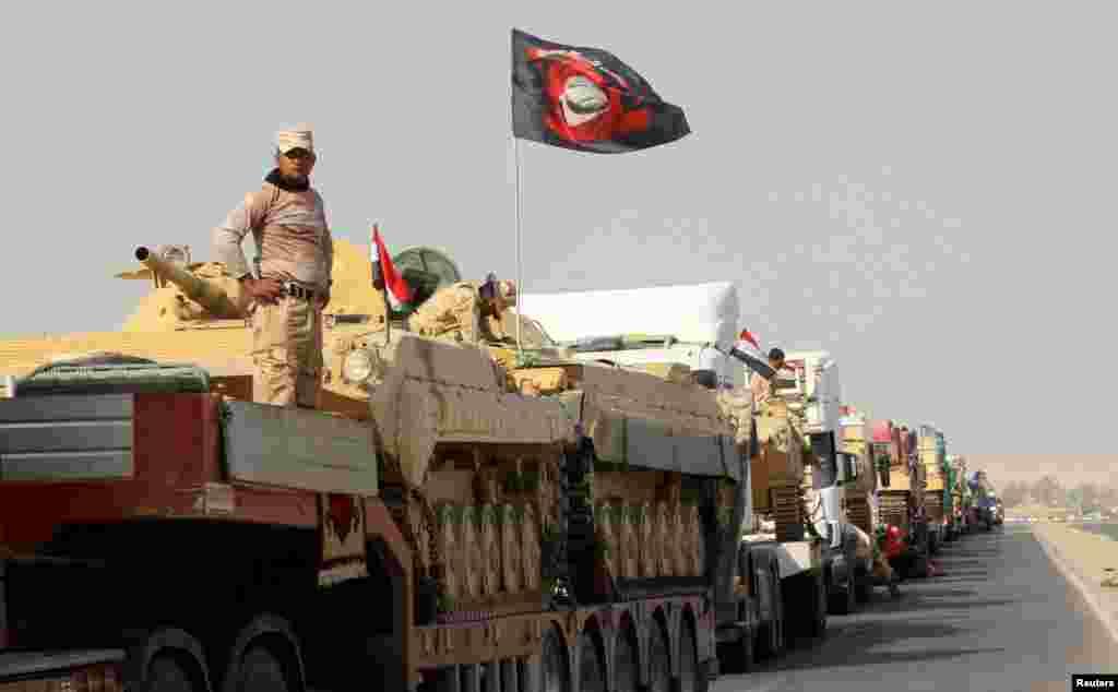 عراق کے وزیراعظم حیدرالعبادی نے شمالی شہر موصل کا قبضہ داعش سے چھڑانے کے لیے باقاعدہ فوجی آپریشن شروع کرنے کا اعلان کیا ہے۔