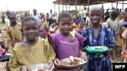 Ikibazo cy'ibura ry'ibiribwa mu Burundi