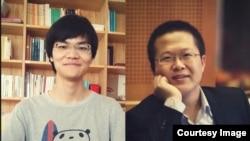 涉及给遭屏蔽的疫情敏感信息备份的端点星案即将庭审,网站义工陈玫和蔡伟被正式逮捕并被指定官派律师。(推特截图)