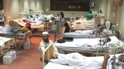 برقراری امنیت در کراچی با توسل به اسلحه