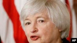 Votación para la confirmación de Yanet Yellen sería el próximo 6 de enero.