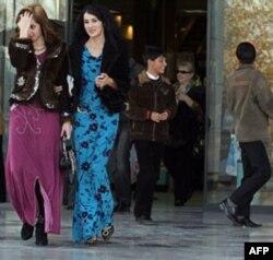 Ashgabatdagi manzara