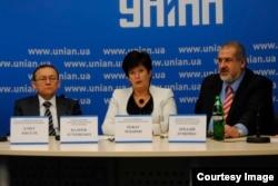Kiyevda qrim tatarlari taqdiri yuzasidan o'tkazilgan anjuman