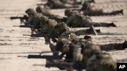 Latihan militer NATO (Foto: ilustrasi)