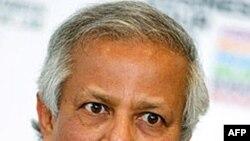 Giám đốc ngân hàng Grameen và là khôi nguyên Nobel Hòa bình của Bangladesh Muhammad Yunus