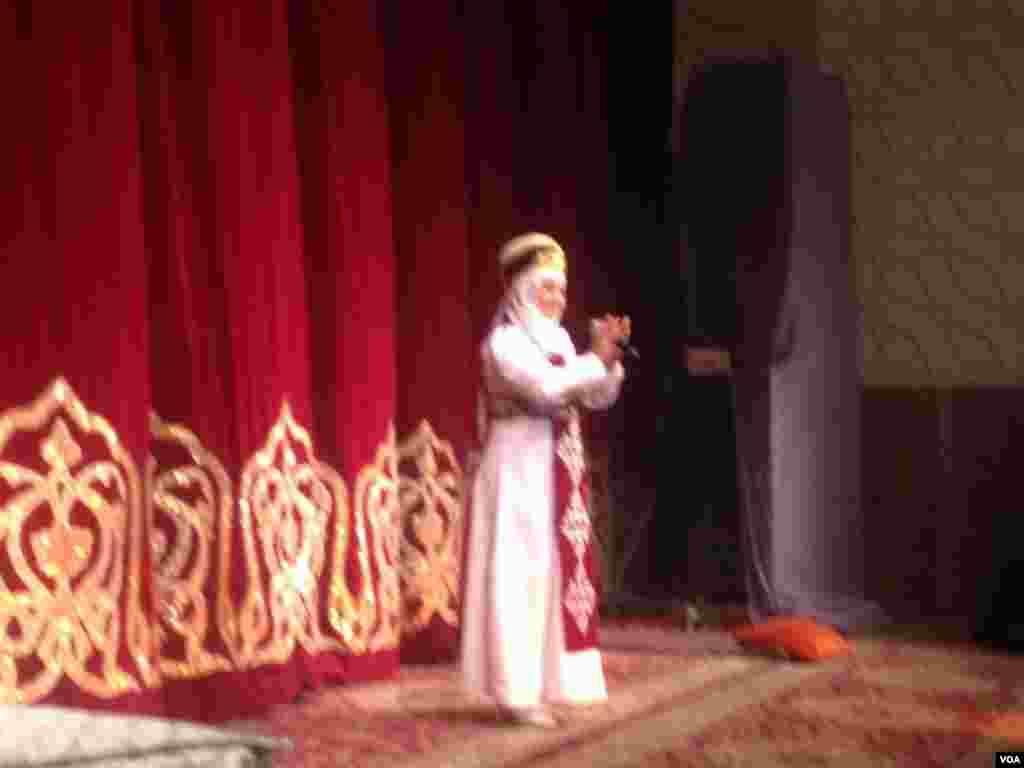 Namangan Uzbek theater, Kyrgyzstan